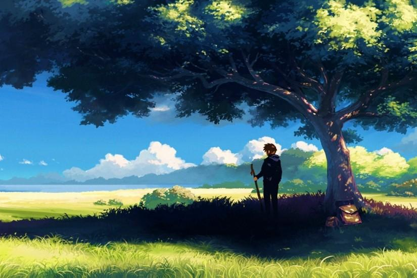 most popular anime scenery wallpaper 1920x1080 for retina