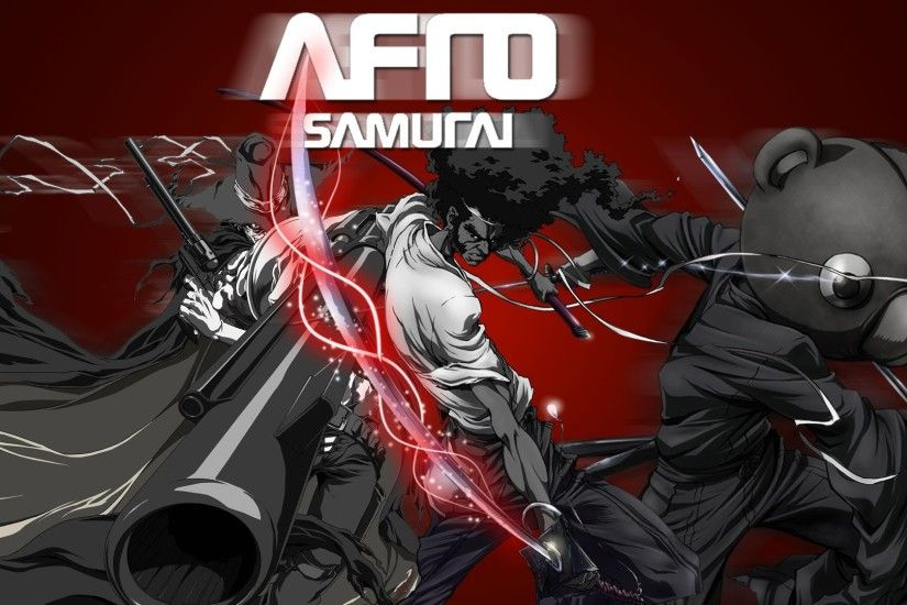 Top 8 Strongest Afro Samurai Characters アフロサムライ [Series Finale]