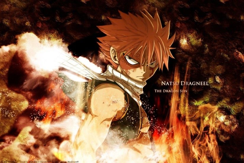 Fairy Tail 7 Dragon Slayer Wallpapers Desktop Background