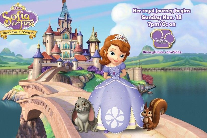 Sofia the First' to Premiere November 18 on Disney Channel .