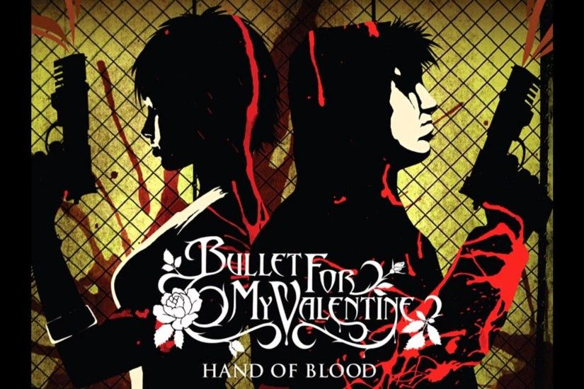 bullet for my valentine-tears don´t fall(album.version).wmv