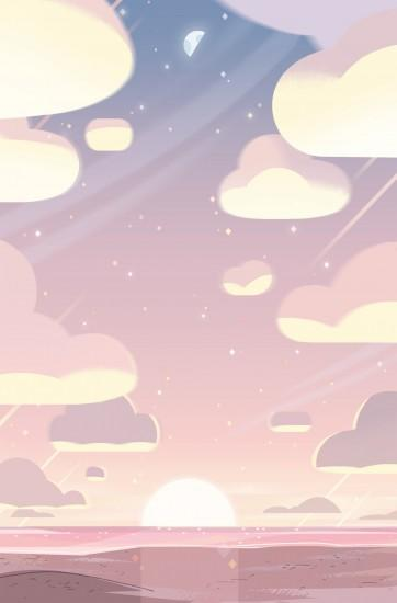 "stevencrewniverse: "" A selection of Backgrounds from the Steven Universe  episode: Say Uncle Art Direction: Jasmin Lai Design: Steven Sugar and Emily  Walus ..."