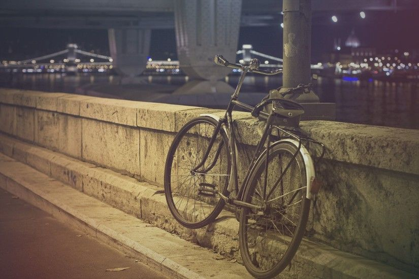0 comments, 40 Lonely bike by the shore [1920x1280] ...