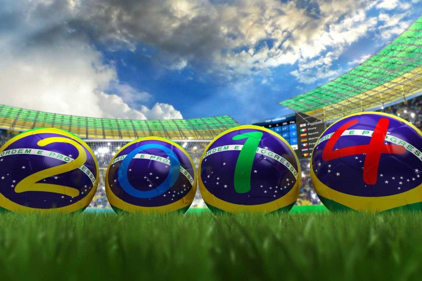 FIFA World Cup 2014 Stadium Wallpapers