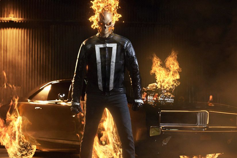 Ghost Rider, Agents of SHIELD, Season 4, HD
