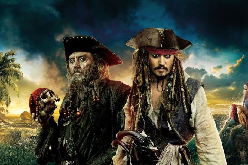 ... Pirates of the Caribbean On Stranger Tides by sachso74