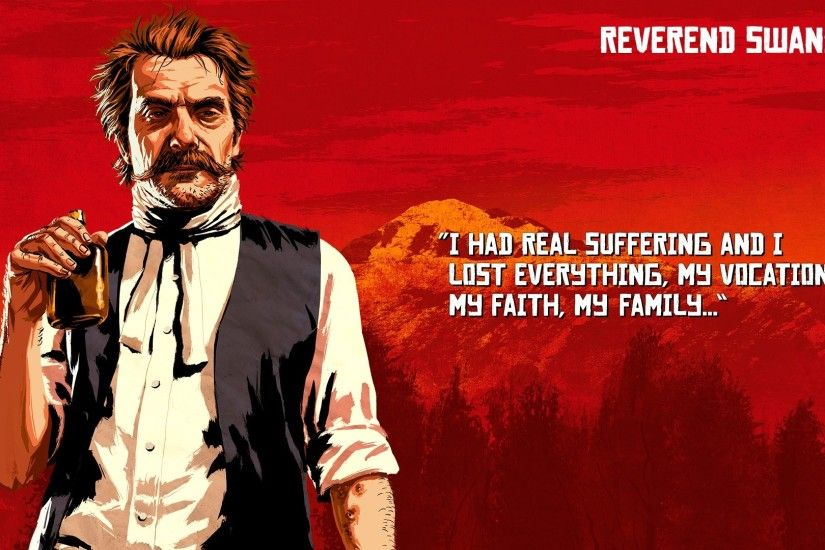Click the wallpaper to view full size. Video Game / Red Dead Redemption 2
