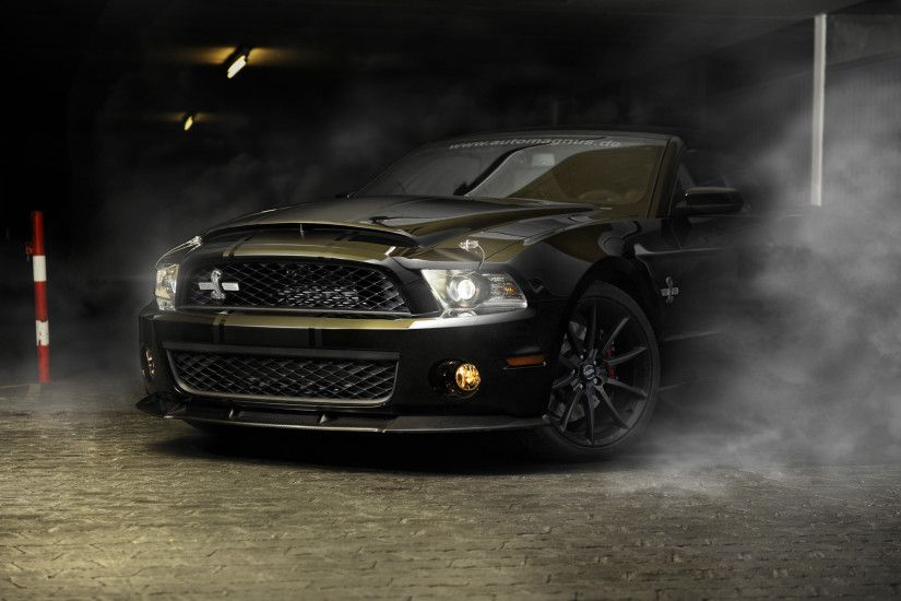 Muscle Car Burnout Desktop HD Wallpapers