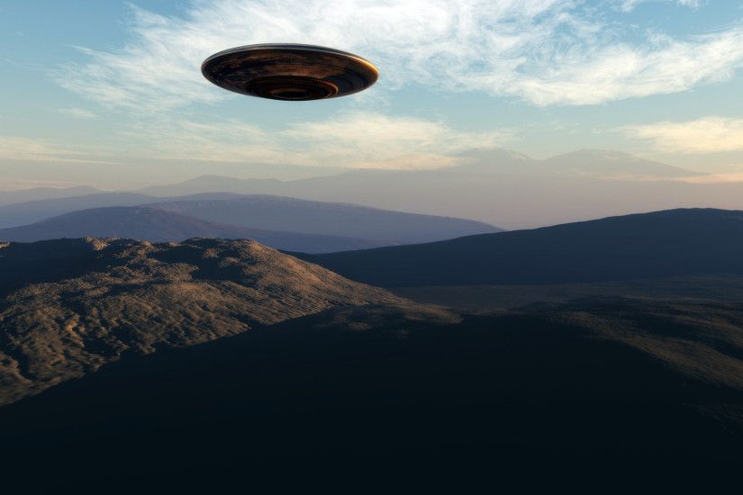 UFO wallpaper 1920x108... pic source