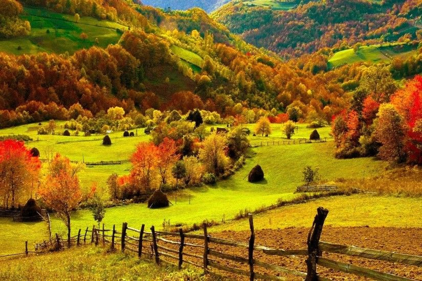 Desktop Wallpaper Fall Scenes, Best Fall Scenes Wallpapers, Wide