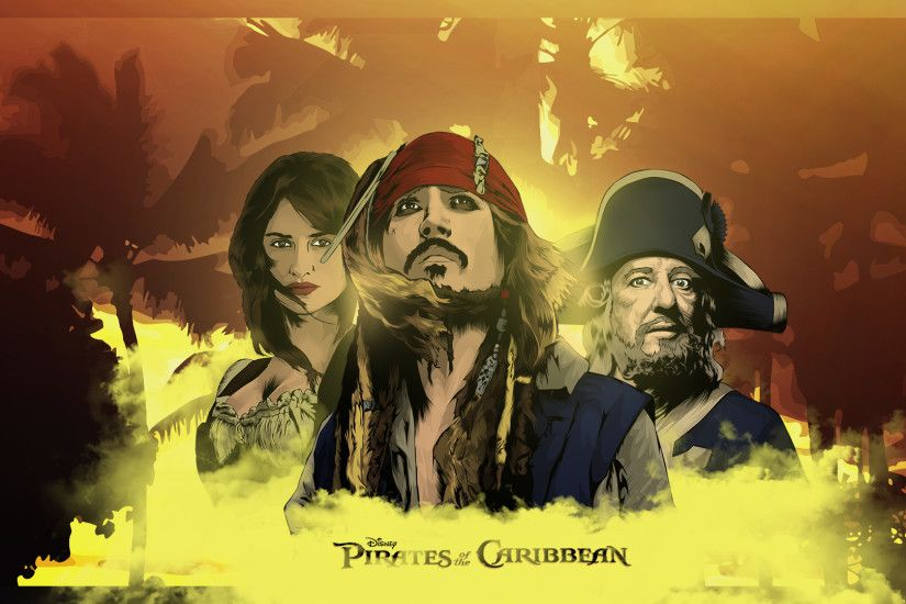 ... Pirates of the Caribbean Vector by MDesign25
