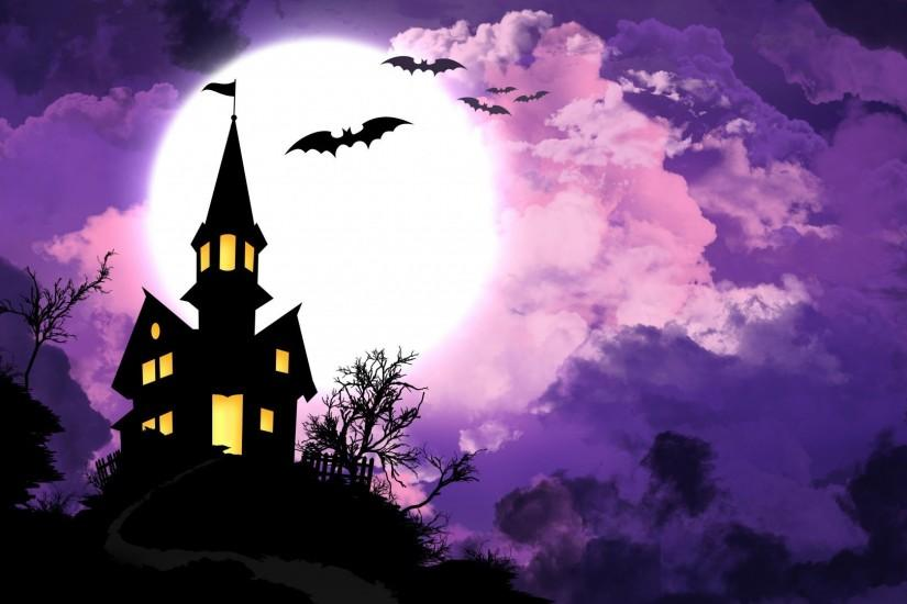 free download halloween background 1920x1080