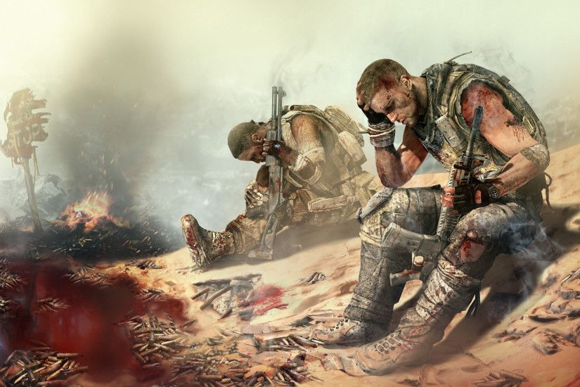 Video Game - Spec Ops: The Line Wallpaper