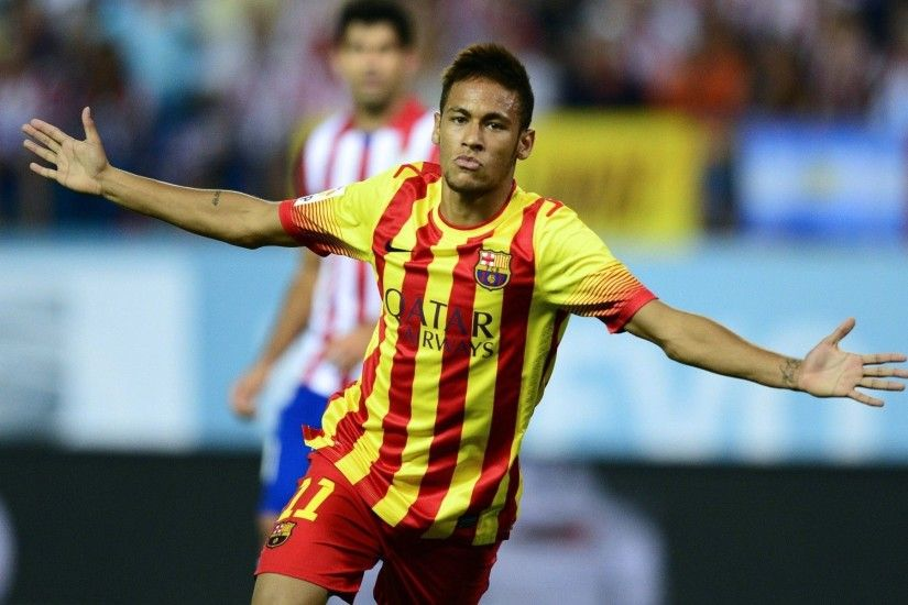 Cool Neymar Wallpapers HD Free Download.