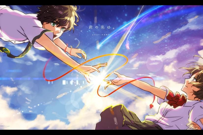 download kimi no na wa wallpaper 1980x1080