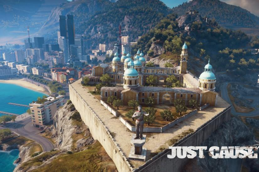 Medici city in Just Cause 3 wallpaper 1920x1080 jpg