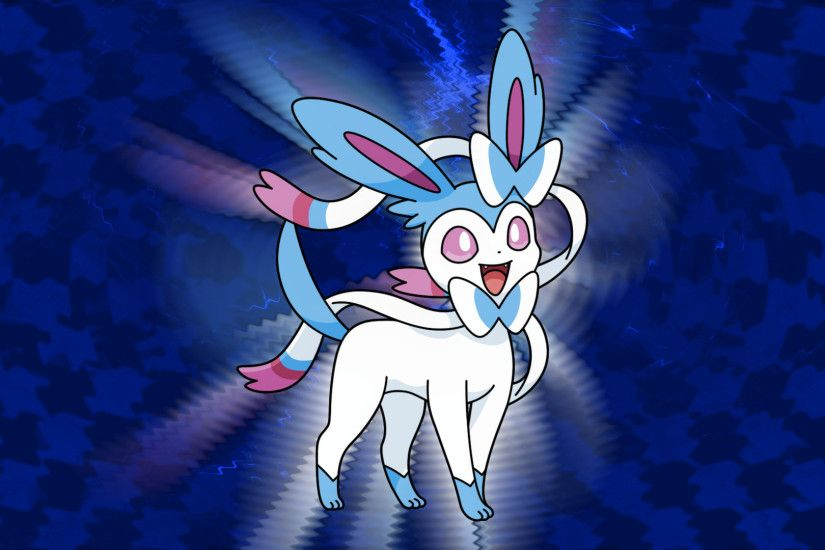 Shiny Sylveon Psychic Wallpaper by SlySylveon Shiny Sylveon Psychic  Wallpaper by SlySylveon