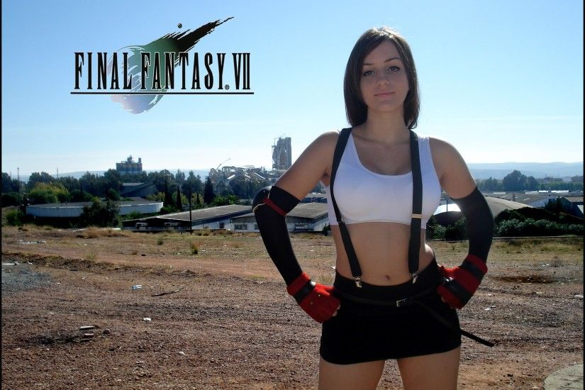 daniellevedo 452 56 Cosplay Tifa Final Fantasy VII by Val-Raiseth
