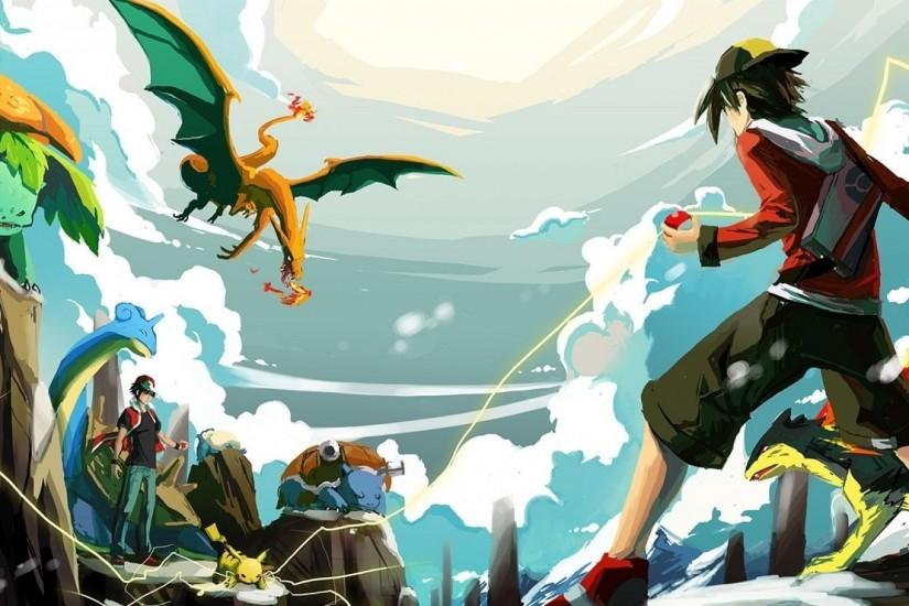 Pokemon Wallpaper Widescreen Legendary #9268 Wallpaper | Cool .