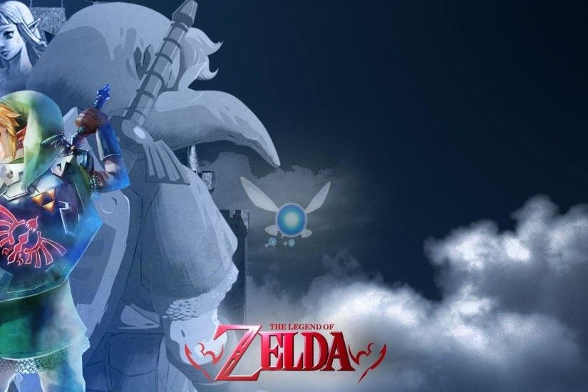 HD Zelda wallpaper 2013 1920x1080 : wallpapers