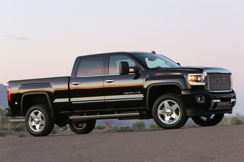 ... Best Duramax Diesel For Sale About Gmc Sierra Hd Denali Front Three  Quarters View ...