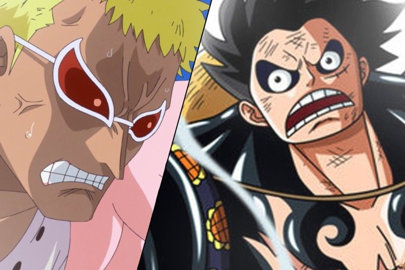 One Piece Treasure Cruise - 60 Stamina Doflamingo (Log Luffy) - YouTube