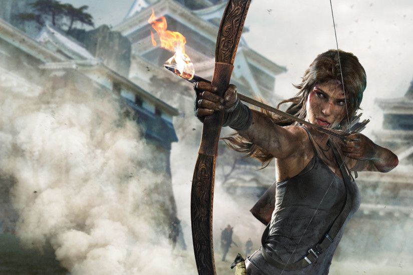 Tomb Raider Video Game 2013 ...