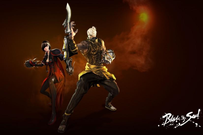 amazing blade and soul wallpaper 2880x1800 ipad