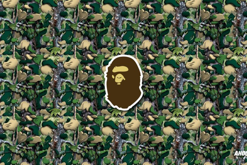 High Resolution Awesome Bape Camo Wallpaper HD 3 - SiWallpaperHD 6994
