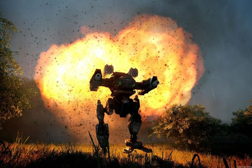 MechWarrior high definition wallpapers