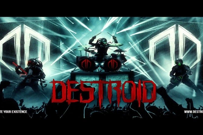 Displaying 15> Images For - Destroid Excision Wallpaper... Excision  Wallpapers