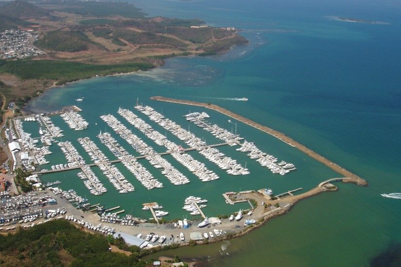 Fajardo, Puerto Rico - Puerto Del Rey Marina - this is the largest marina  in the Caribbean. We were staying in Fajardo for one night and I do not  know if it ...