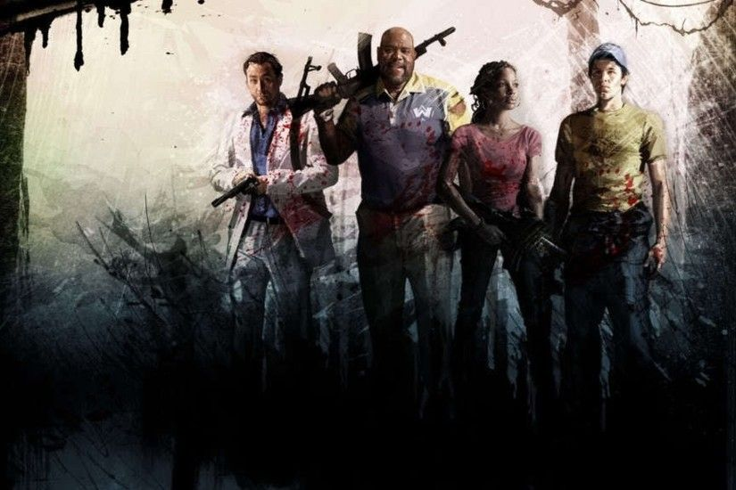 HD Wallpaper | Background ID:142549. 1920x1080 Video Game Left 4 Dead 2