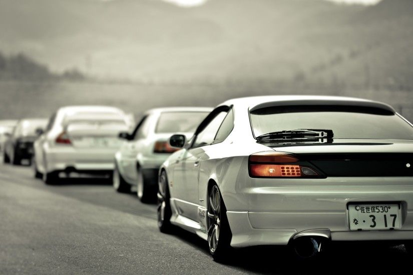 ... 15 Nissan Silvia S15 HD Wallpapers | Backgrounds - Wallpaper Abyss ...