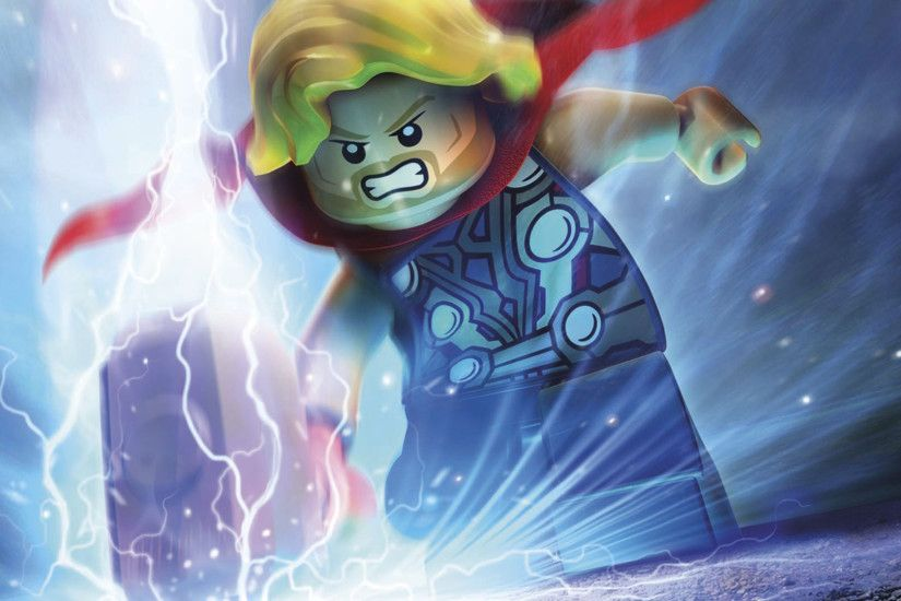 Free Lego Marvel Super Heroes Wallpaper in 1920x1080