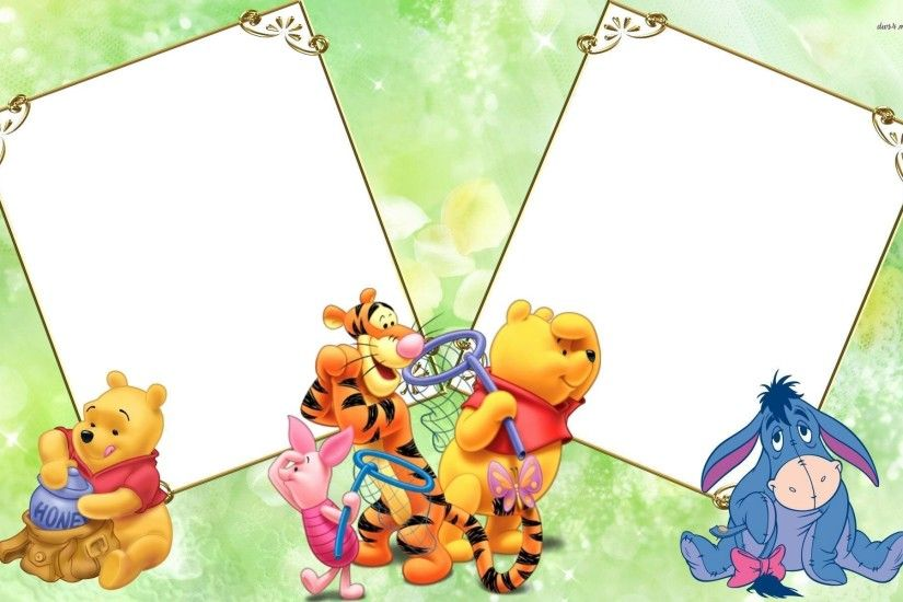 Winnie The Pooh Widescreen Background