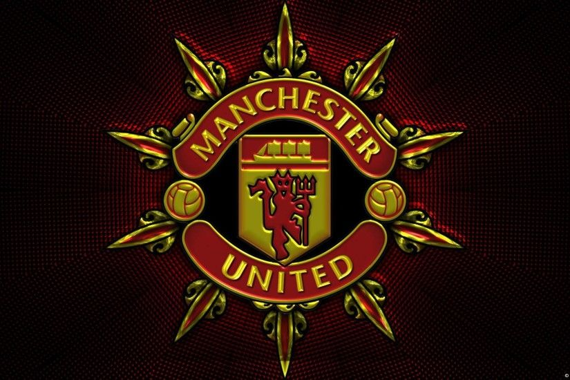 Manchester United High Def Logo Wallpapers | Wallpapers .