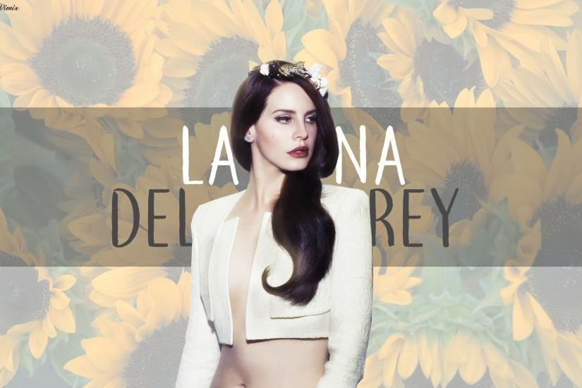 Lana Del Rey Wallpaper by vihvivih Lana Del Rey Wallpaper by vihvivih