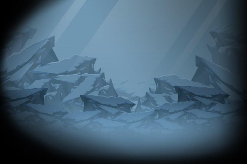 cool ice background 1920x1200