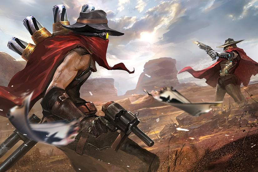 most popular mccree wallpaper 2071x1080 for 1080p