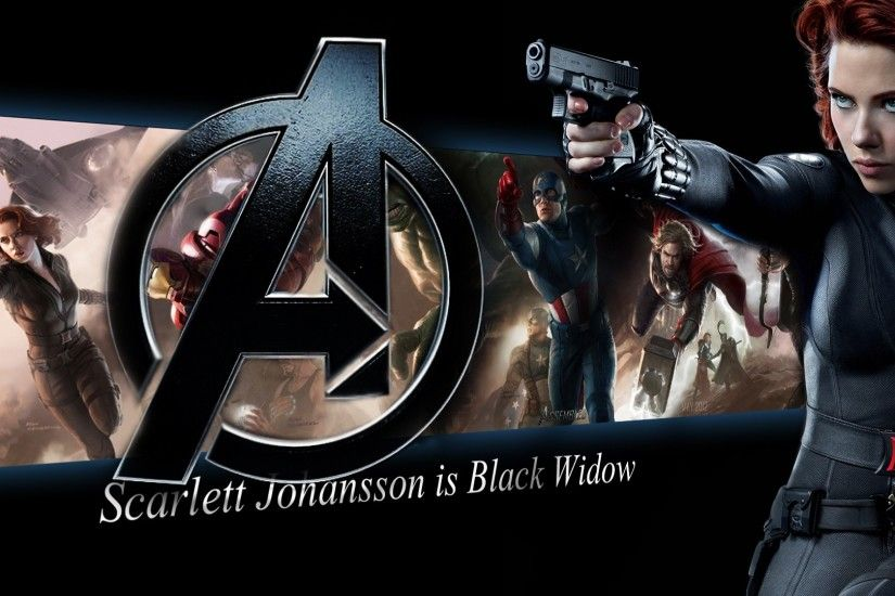 Black Widow - The Avengers Wallpaper (29518243) - Fanpop