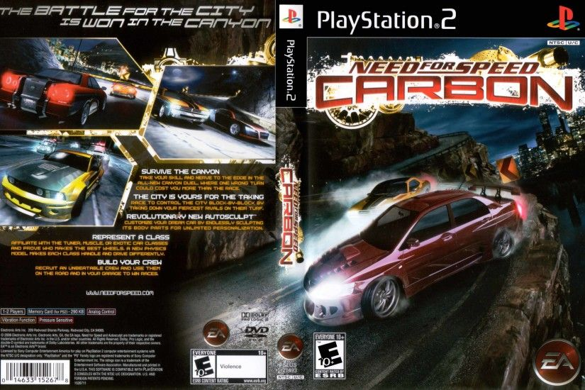 Need For Speed: Carbon #14