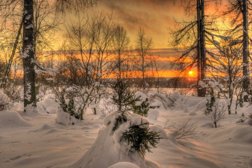 nature winter sunset sun sky clouds white landscape beautiful nature winter  sunset sun sky clouds white