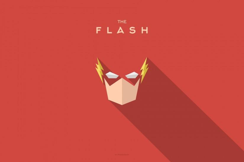 The Flash Minimal Wallpaper 05322