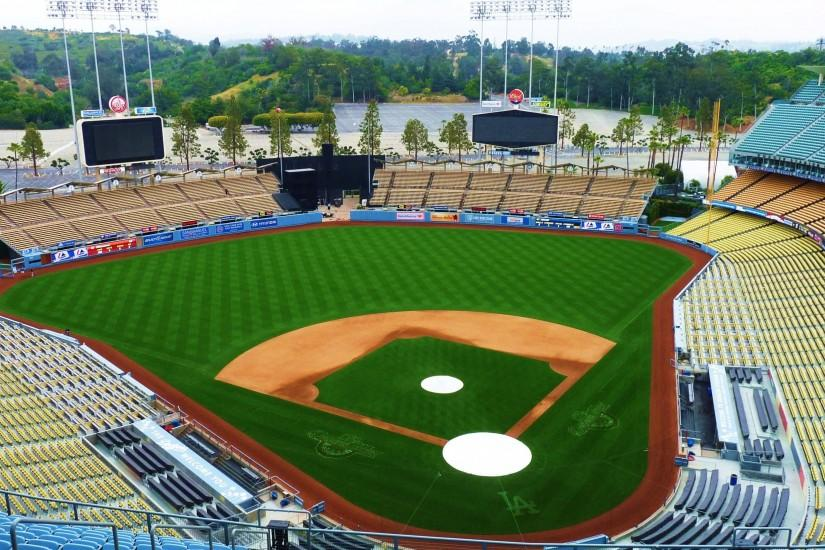 dodger stadium wallpaper - www.