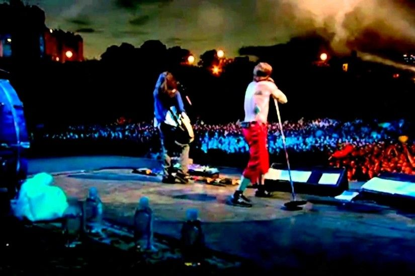 Red Hot Chili Peppers - Otherside (Slane Castle)