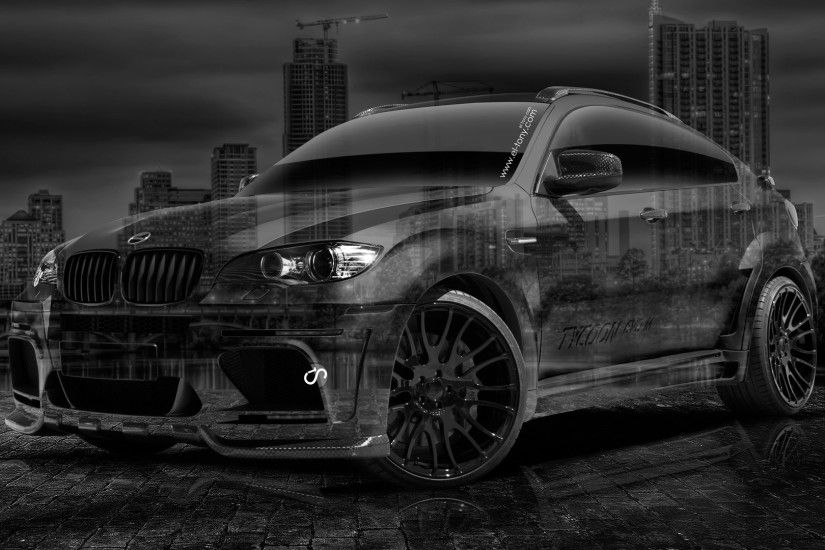 ... BMW-X6-Crystal-City-Car-2014-Photoshop-HD- ...