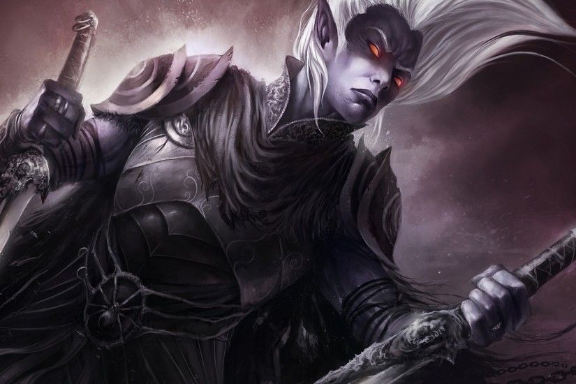 Dark Elves Warhammer - High Definition Wallpapers - HD wallpapers