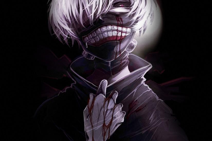 widescreen kaneki ken wallpaper 1920x1080 windows 10