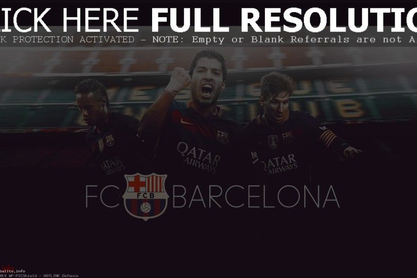 fc barcelona hd wallpapers 2017 new fc barcelona trio wallpaper by  ramziboy95 on deviantart of fc